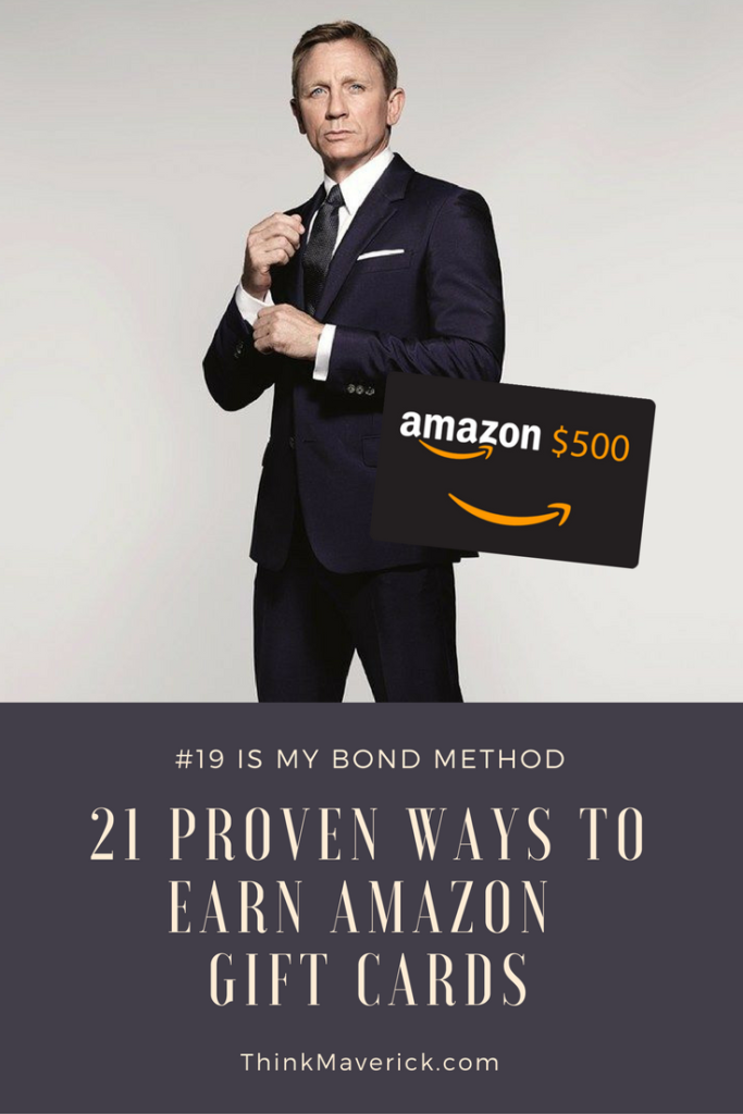 earn amazon gift cards