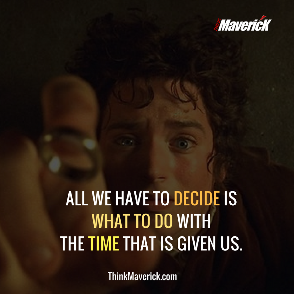 30 Enlightening And Wise Lord Of The Rings Quotes Thinkmaverick