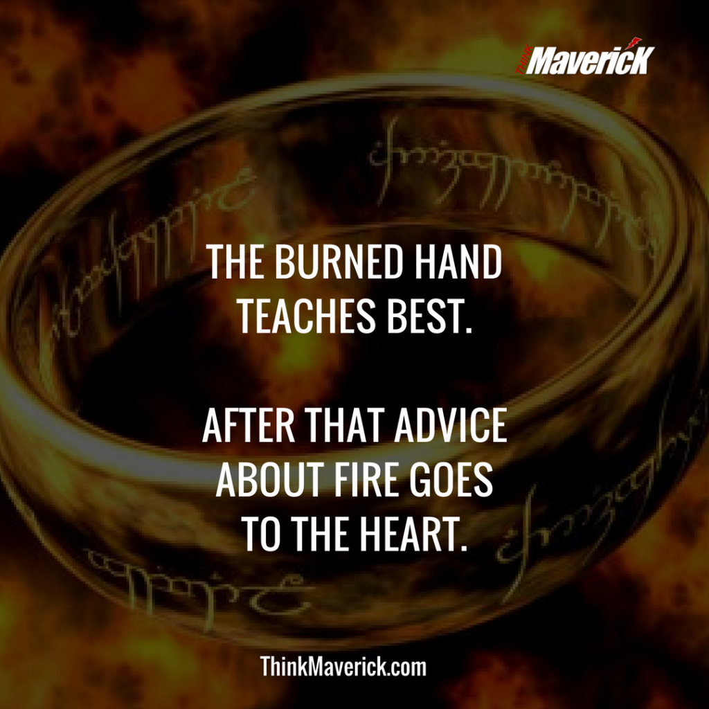 30 enlightening Lord of the rings quotes