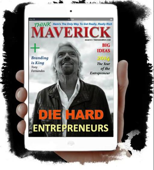 free entrepreneur richard branson magazine