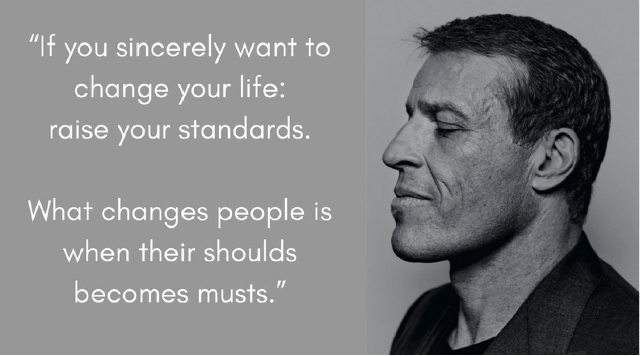Entrepreneur Anthony Robbins The Only 12 Biggest Life Changing