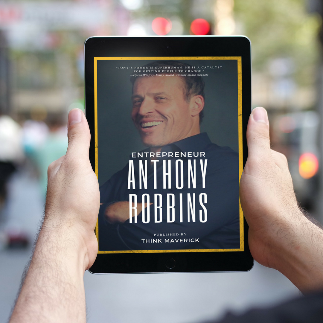 Entrepreneur: Anthony Robbins The Only 12 Biggest Life