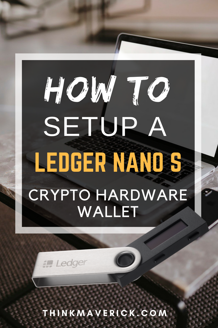 ledger nano s cryptocurrency hardware wallet tutorial