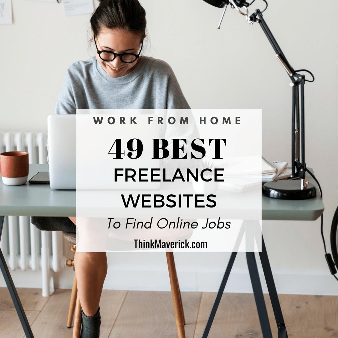 49 Best Freelance Websites To Find Online Jobs and Start Working ...