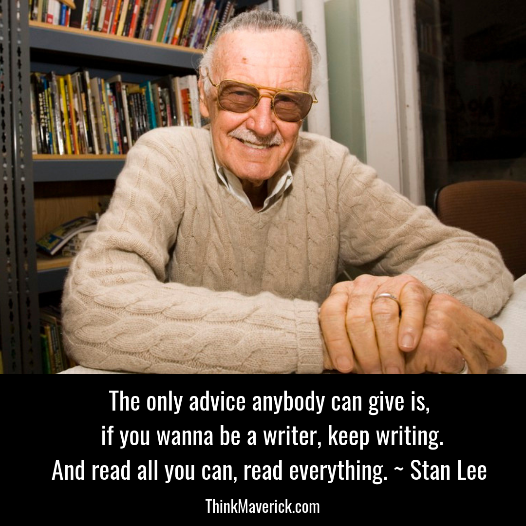 10 Best Inspirational Stan Lee Quotes On Life Death And Success
