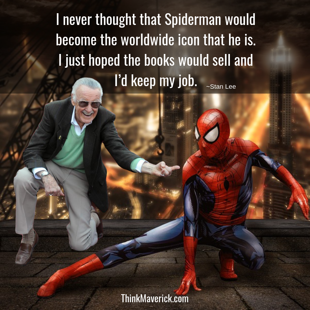 10 Best Inspirational Stan Lee Quotes on Life, Death and