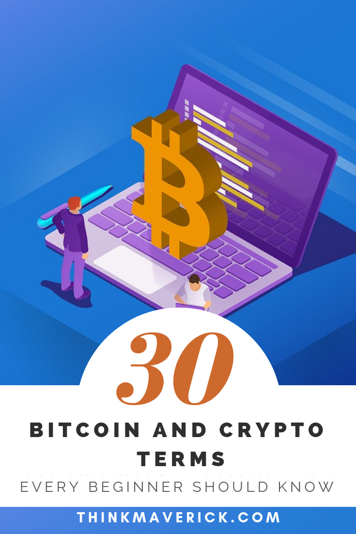 cryptocurrency terms to know
