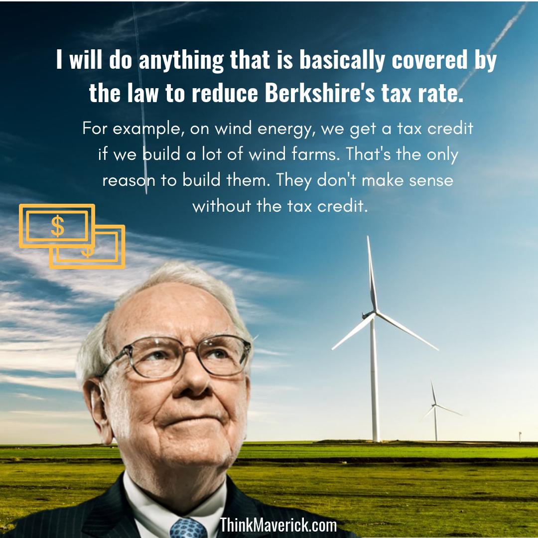 why you can never invest like Warren Buffett. Thinkmaverick