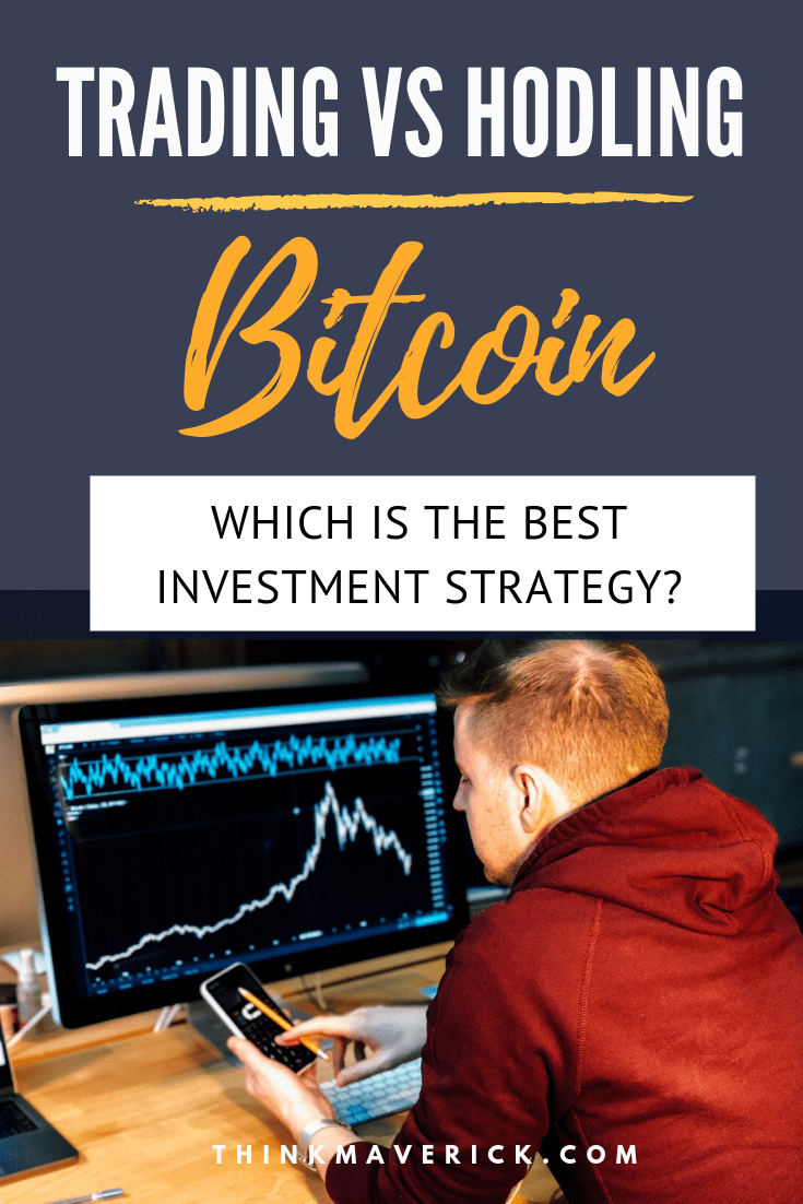 bitcoin trading vs holding)
