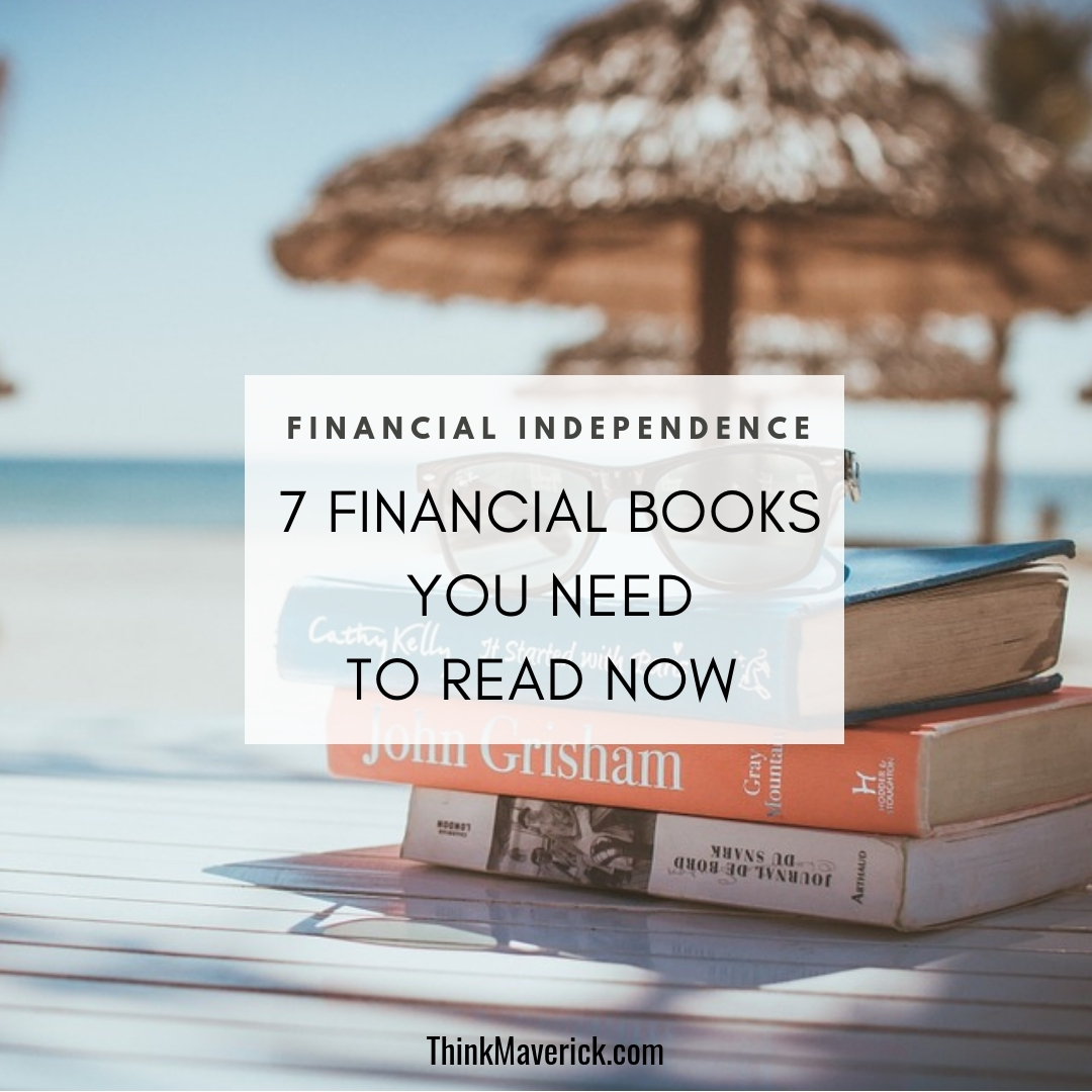 7 Best Financial Books You Should Read Now To Retire Young