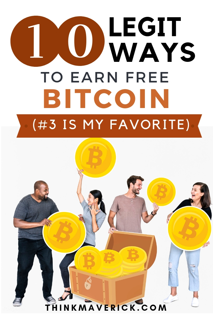 earning bitcoins quick