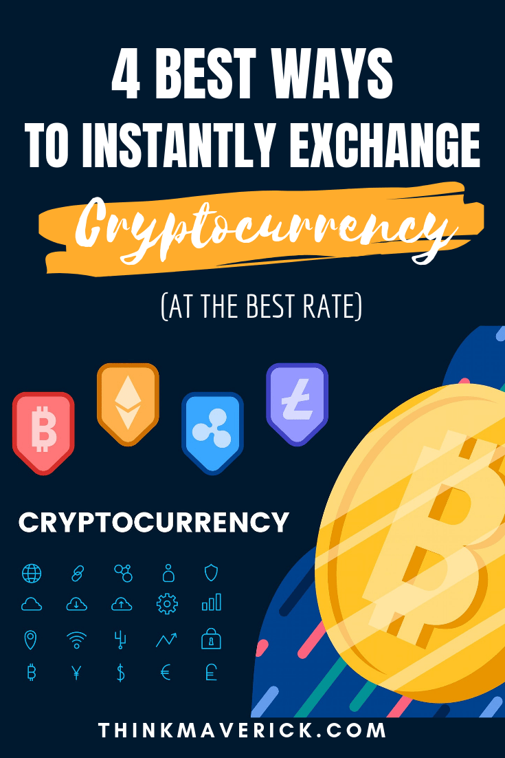 best way to instanty get cryptocurrency