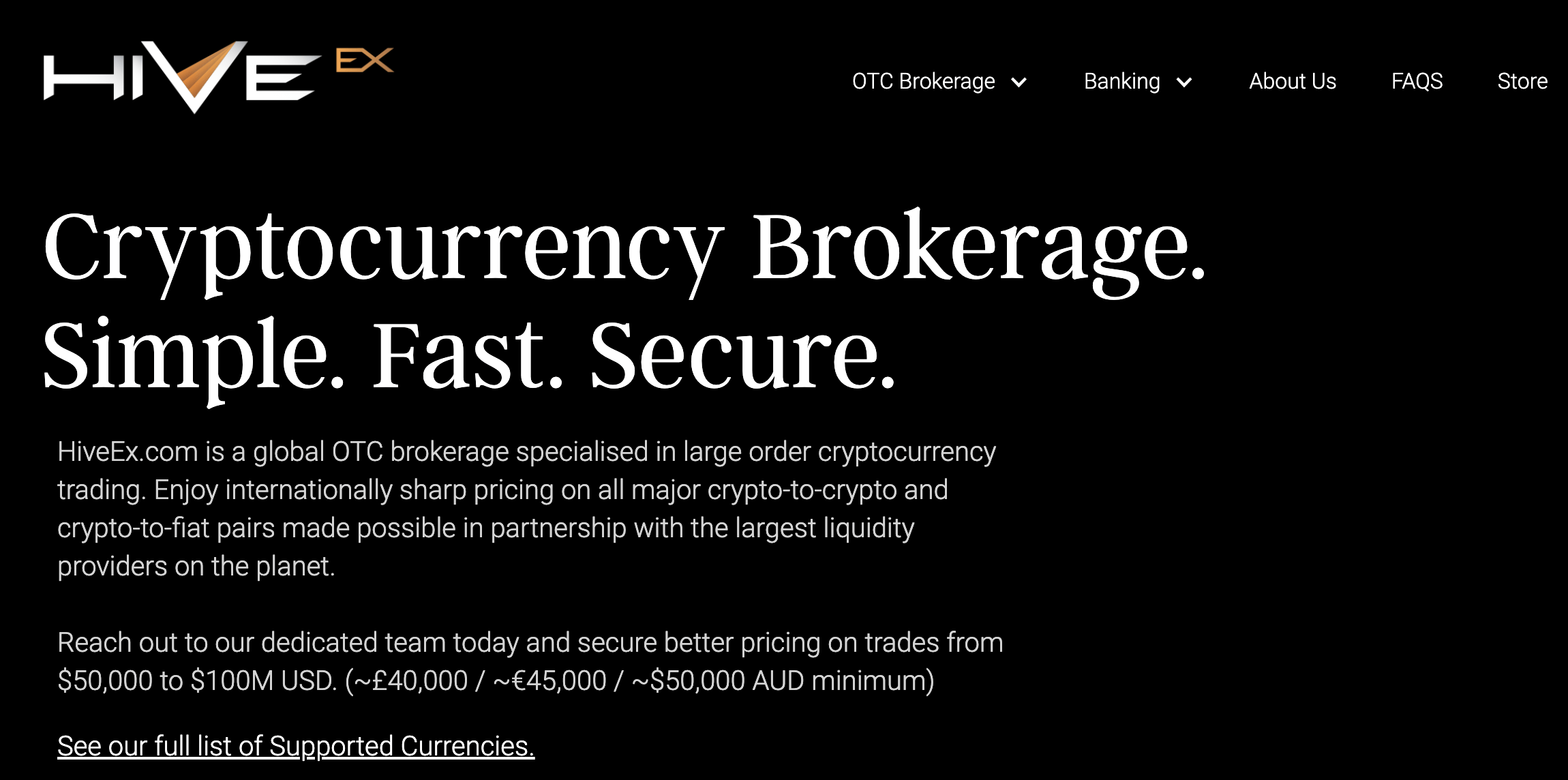 otc cryptocurrency trader job