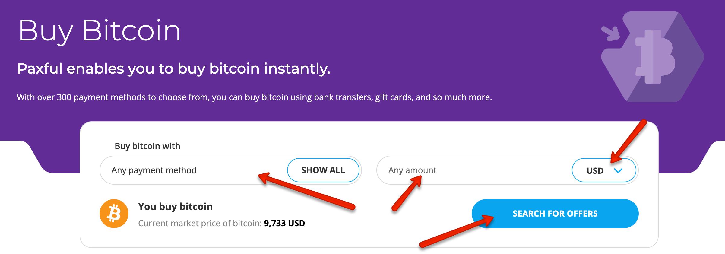 can i buy any amount of bitcoin