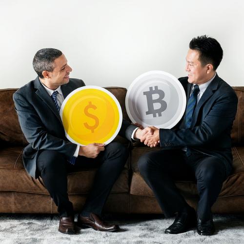 bitcoin į zar diagramą